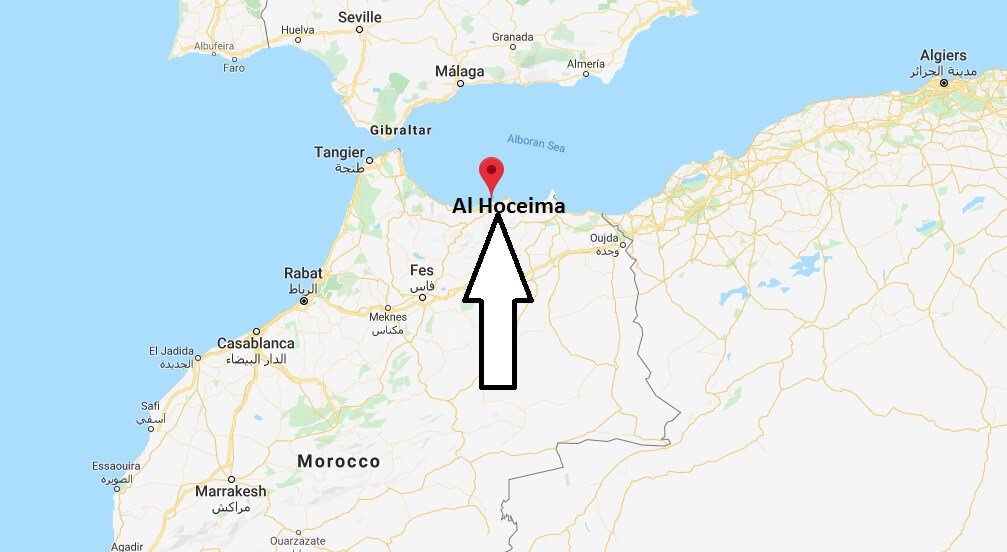 Where is Al Hoceima Located? What Country is Al Hoceima in? Al Hoceima Map
