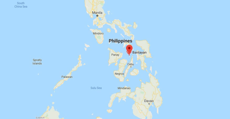 Where is Bantayan Island Located? What Country is Bantayan Island in? Bantayan Island Map