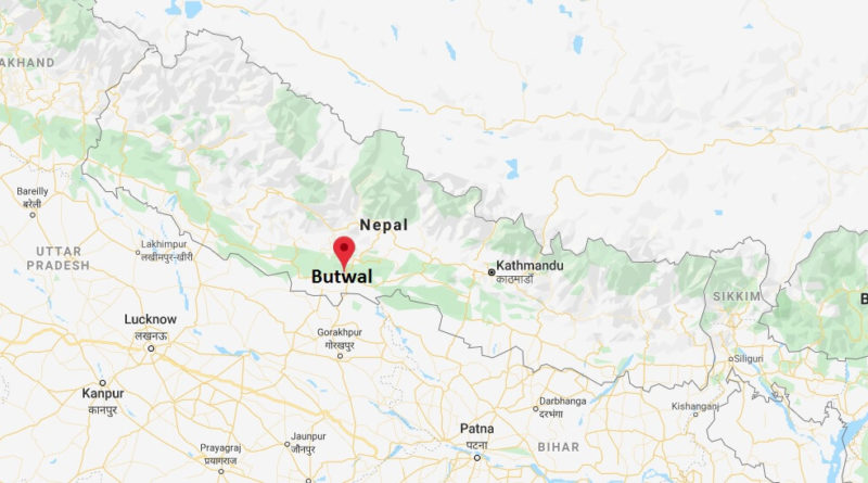 Where is Butwal Located? What Country is Butwal in? Butwal Map