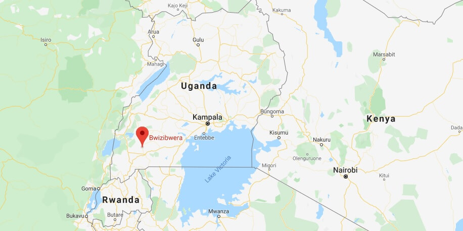 Where is Bwizibwera Located? What Country is Bwizibwera in? Bwizibwera Map