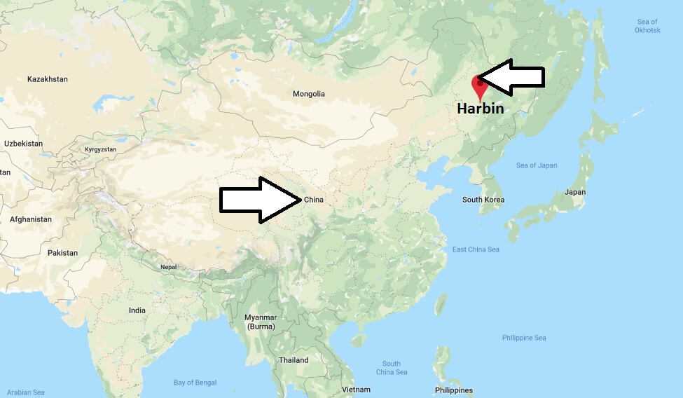 Where is Harbin Located? What Country is Harbin in? Harbin Map