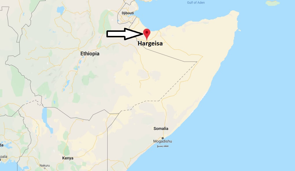 Where is Hargeisa Located? What Country is Hargeisa in? Hargeisa Map