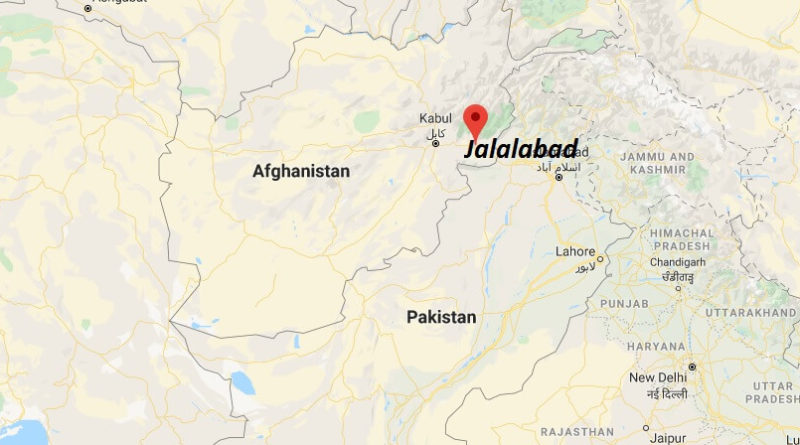 Where is Jalalabad Located? What Country is Jalalabad in? Jalalabad Map