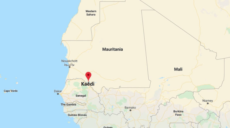 Where is Kaédi Located? What Country is Kaédi in? Kaédi Map