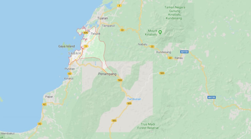 Where is Kota Kinabalu Located? What Country is Kota Kinabalu in? Kota Kinabalu Map