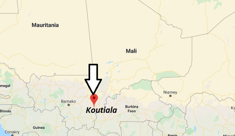 Where is Koutiala Located? What Country is Koutiala in? Koutiala Map