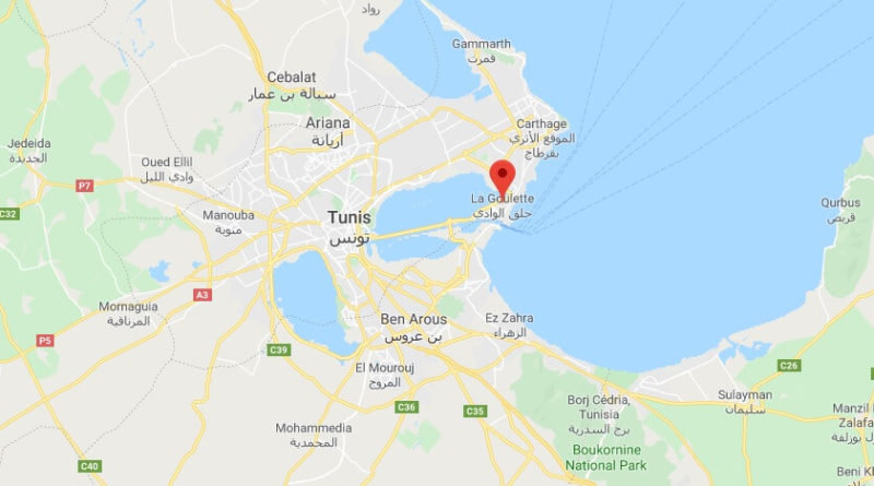 Where is La Goulette Located? What Country is La Goulette in? La Goulette Map