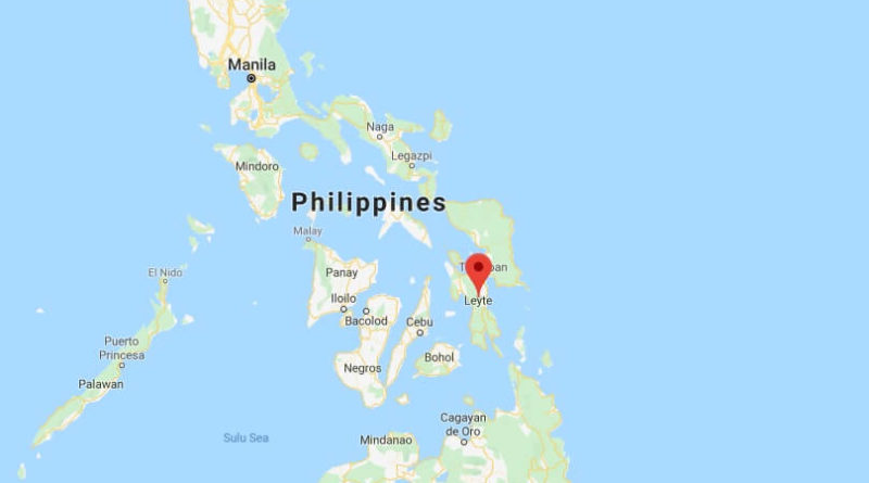Where is Leyte Located? What Country is Leyte in? Leyte Map