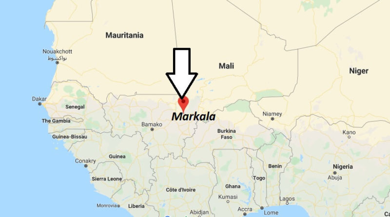 Where is Markala Located? What Country is Markala in? Markala Map