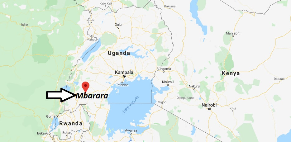 Where is Mbarara Located? What Country is Mbarara in? Mbarara Map