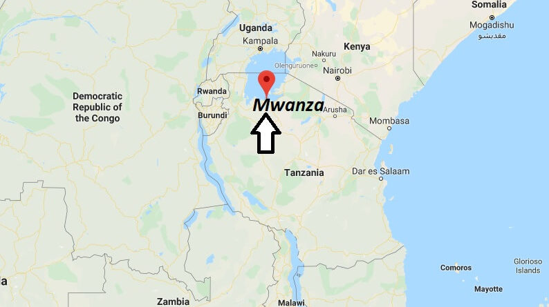 Where is Mwanza Located? What Country is Mwanza in? Mwanza Map