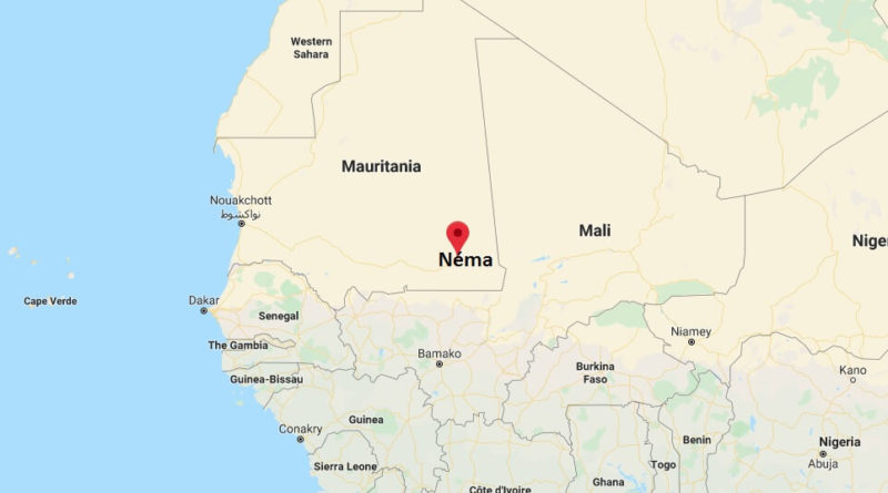 Where is Néma Located? What Country is Néma in? Néma Map