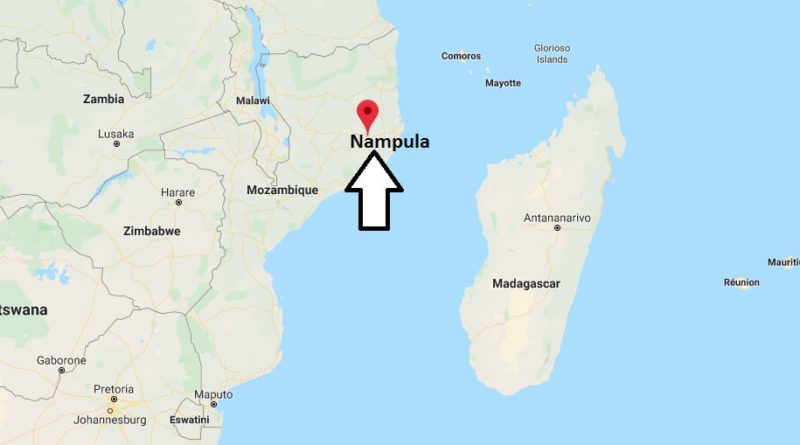 Where is Nampula Located? What Country is Nampula in? Nampula Map