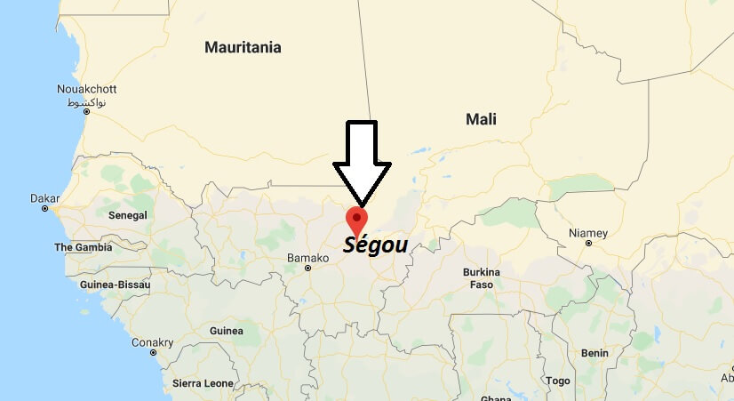 Where is Ségou Located? What Country is Ségou in? Ségou Map