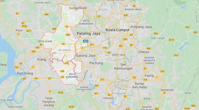 Where is Shah Alam Located? What Country is Shah Alam in? Shah Alam Map