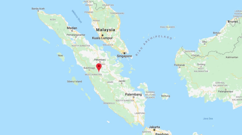 Where is Sumatra Located? What Country is Sumatra in? Sumatra Map