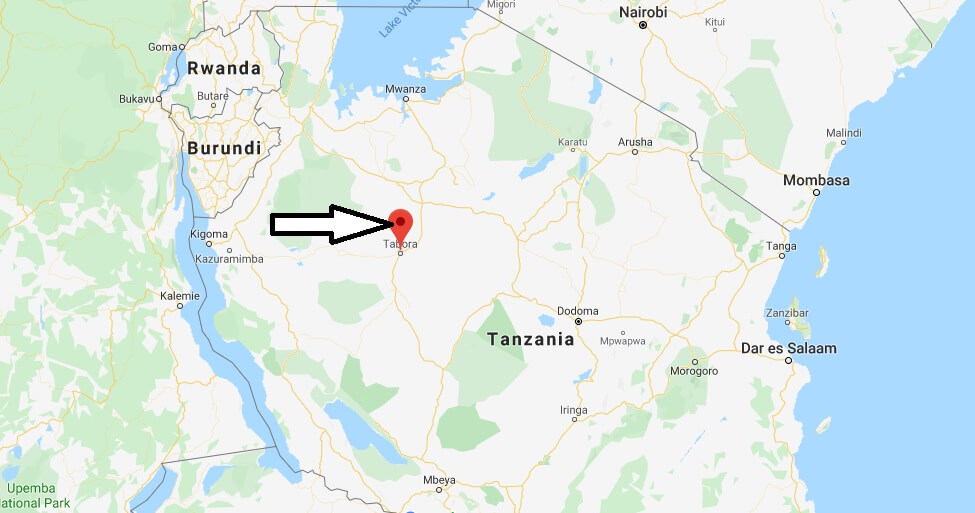 Where is Tabora, Tanzania Located? What Country is Tabora in? Tabora Map