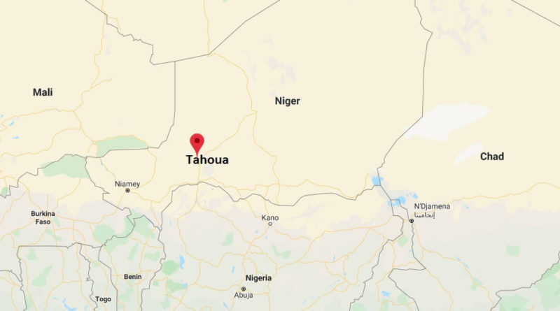 Where is Tahoua Located? What Country is Tahoua in? Tahoua Map