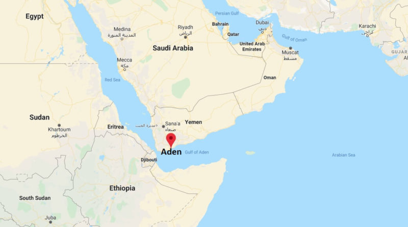 Where is Aden Located? What Country is Aden in? Aden Map ...
