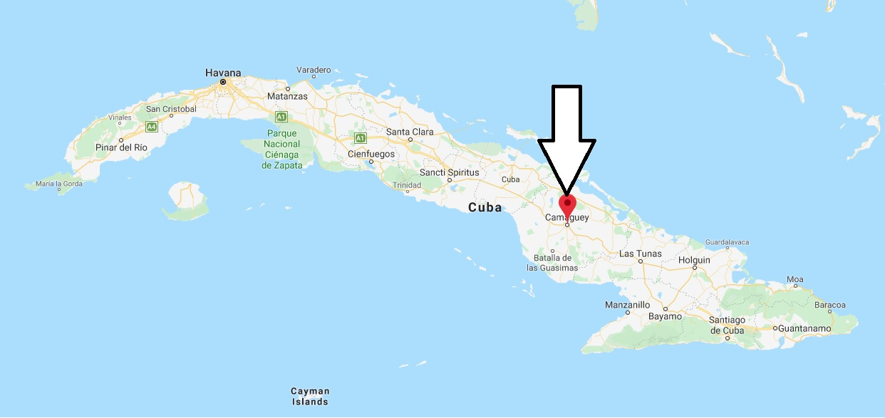 Where is Camaguey Located? What Country is Camaguey in? Camaguey Map