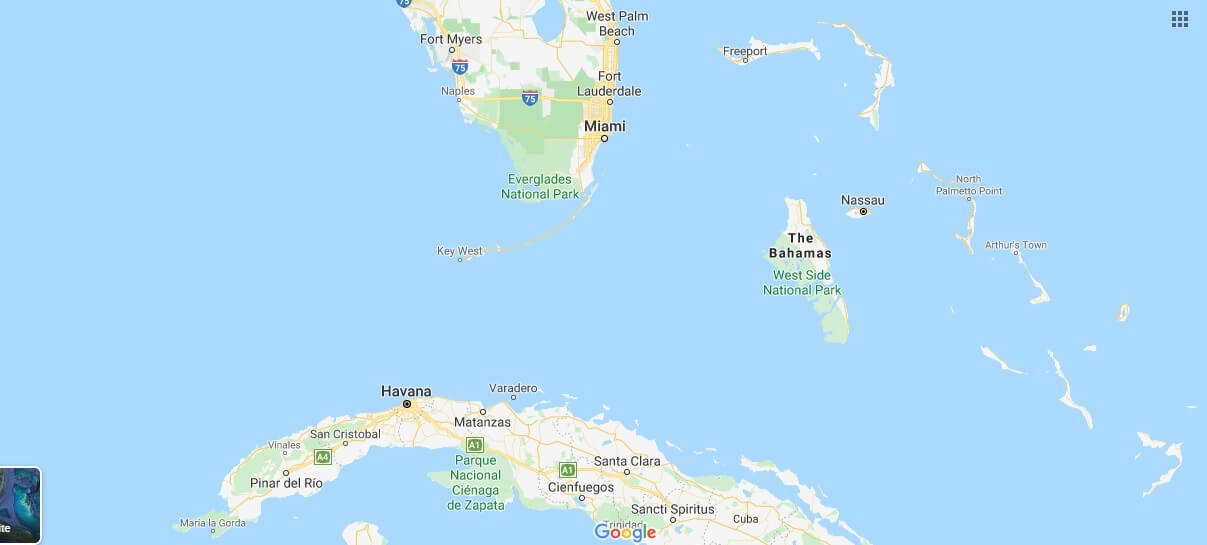 Where is Florida Keys Located? Where do you fly into for the Florida Keys?