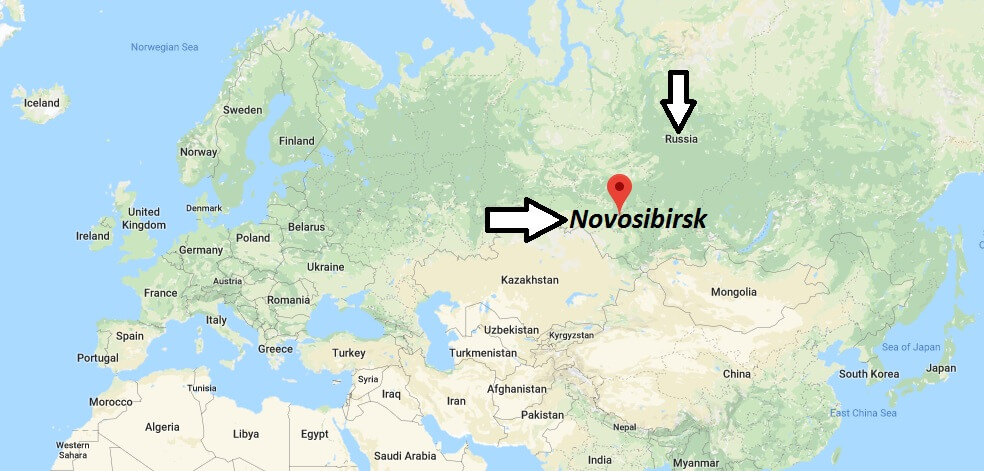 Where is Novosibirsk Located? What Country is Novosibirsk in? Novosibirsk Map