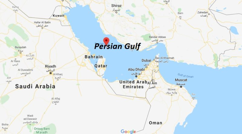 Where is Persian Gulf? What country is the Persian Gulf in?