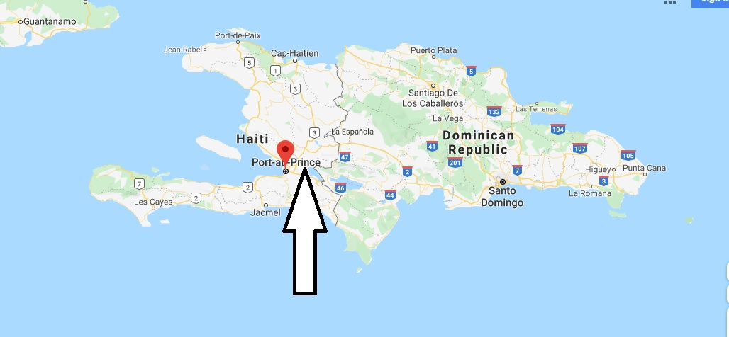 Where is Port-au-Prince Located? What Country is Port-au-Prince in? Port-au-Prince Map