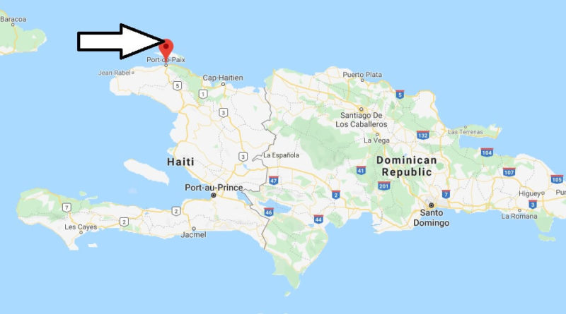 Where is Port-de-Paix Located? What Country is Port-de-Paix in? Port-de-Paix Map