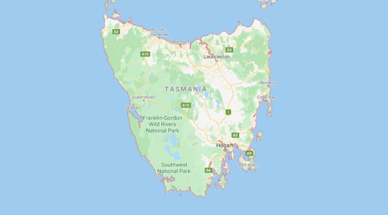 Where is Tasmania Located? What Country is Tasmania in? Tasmania Map