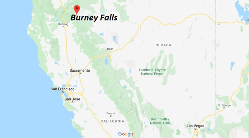 Where is Burney Falls? What city is Burney Falls in?