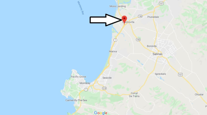Where is Pacific Coast Highway? Where does the Pacific Coast Highway start and end?