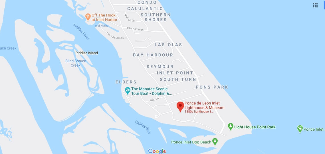 Where is Ponce de Leon Inlet Lighthouse & Museum?