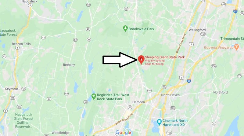 Where is Sleeping Giant State Park? Is Sleeping Giant still closed?