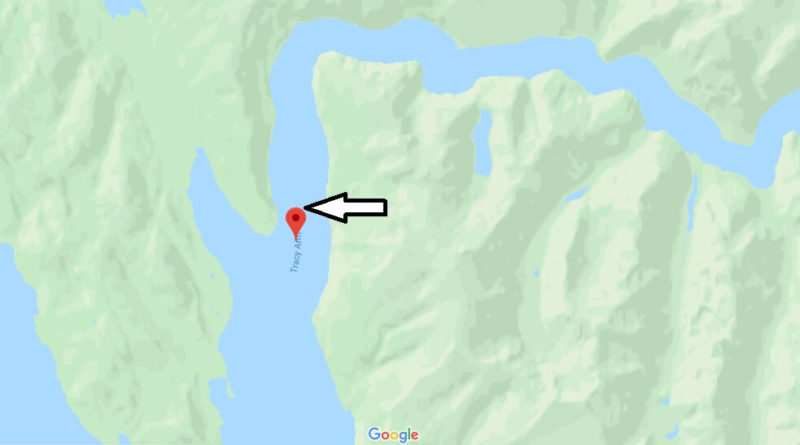 Where is Tracy Arm? What is there to do in Tracy Arm Alaska?