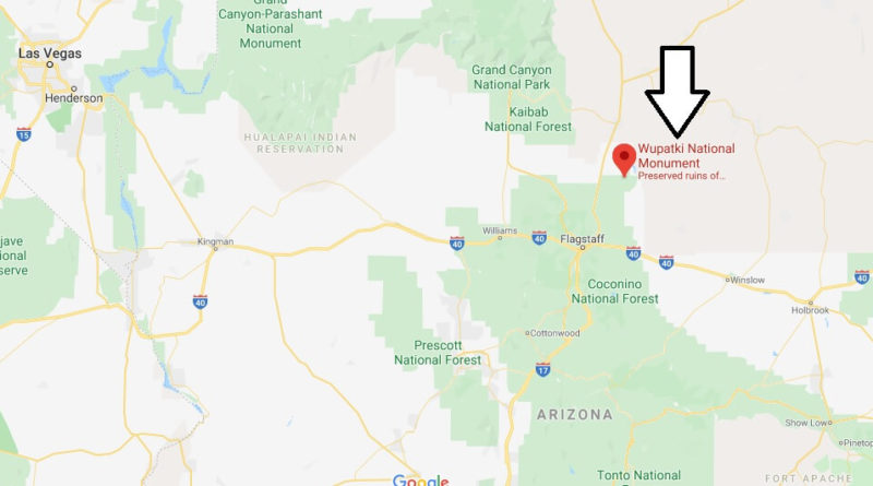 Where is Wupatki National Monument? When is Wupatki National Monument open?