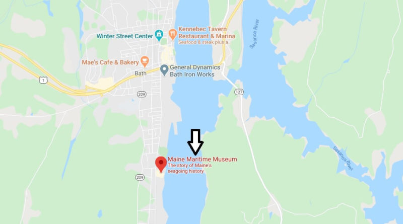 Where is Maine Maritime Museum? When is Maine Maritime Museum open?