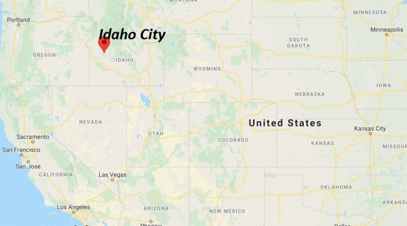 Where is Idaho City, Idaho? What county is Idaho City in? Idaho City Map