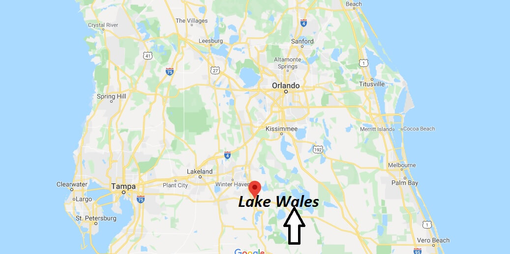Where Is Lake Wales Florida What County Is Lake Wales In Lake