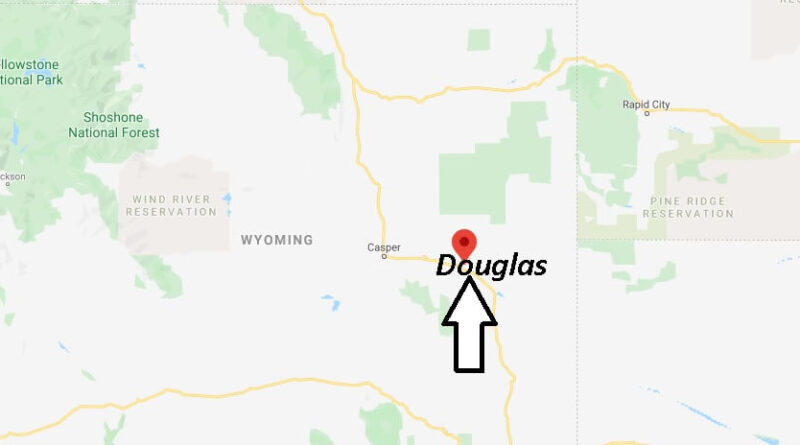 Where is Douglas, Wyoming? What county is Douglas Wyoming in