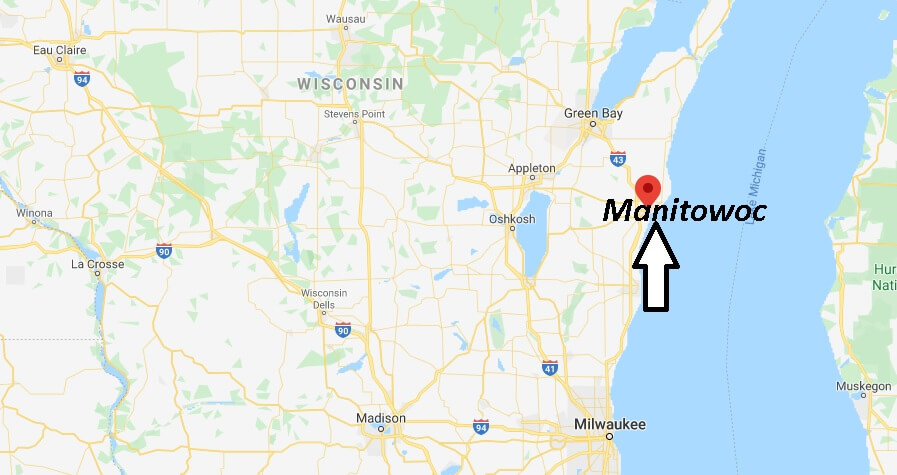 Where is Manitowoc, Wisconsin? What county is Manitowoc Wisconsin in