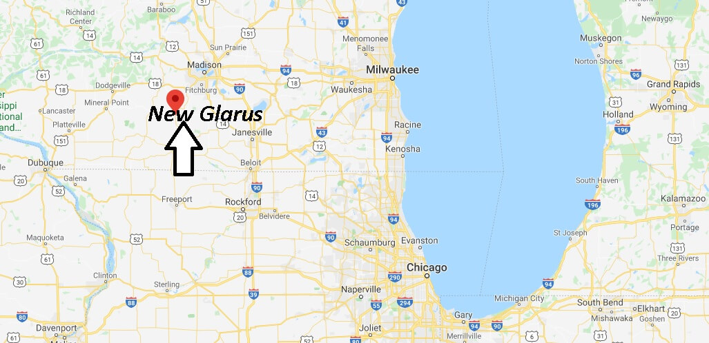Where is New Glarus, Wisconsin? What county is New Glarus Wisconsin in