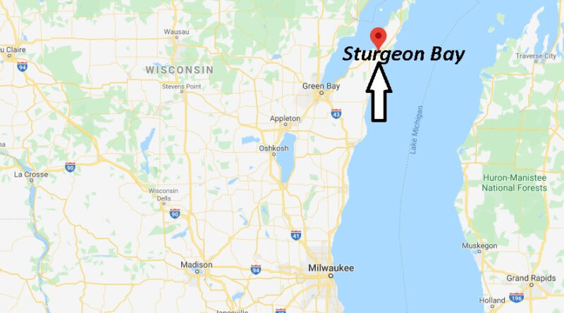 Where is Sturgeon Bay, Wisconsin? What county is Sturgeon Bay Wisconsin in