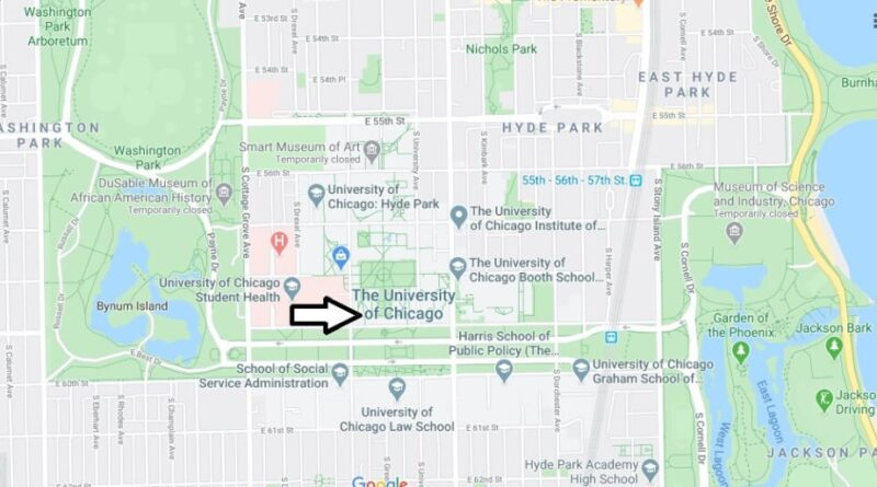Where is University of Chicago Located? What City is University of Chicago in