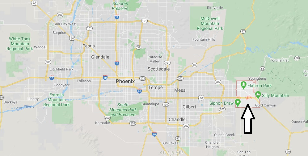 Where is Apache Junction Arizona? What County is Apache Junction in