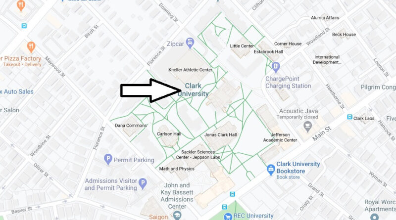Where is Clark University Located? What City is Clark University in