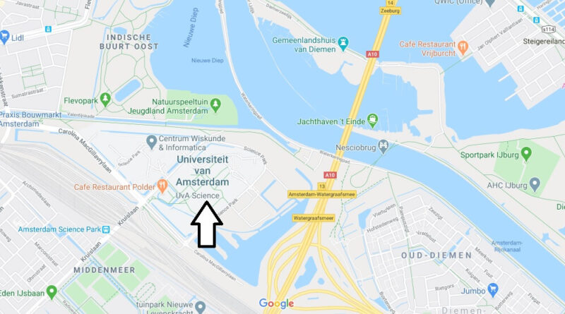 Where is University of Amsterdam Located? What City is University of Amsterdam in