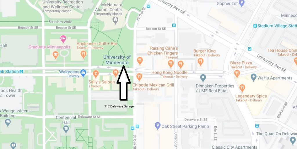 Where is University of Minnesota Located? What City is University of Minnesota in
