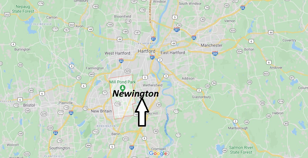 What county is Newington CT