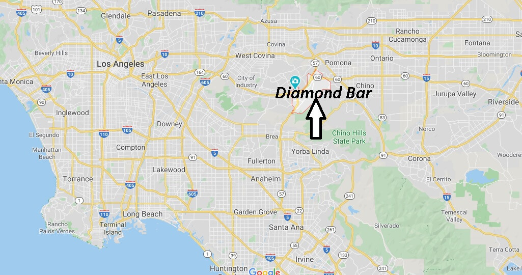 Where is Diamond Bar California? What County is Diamond Bar in
